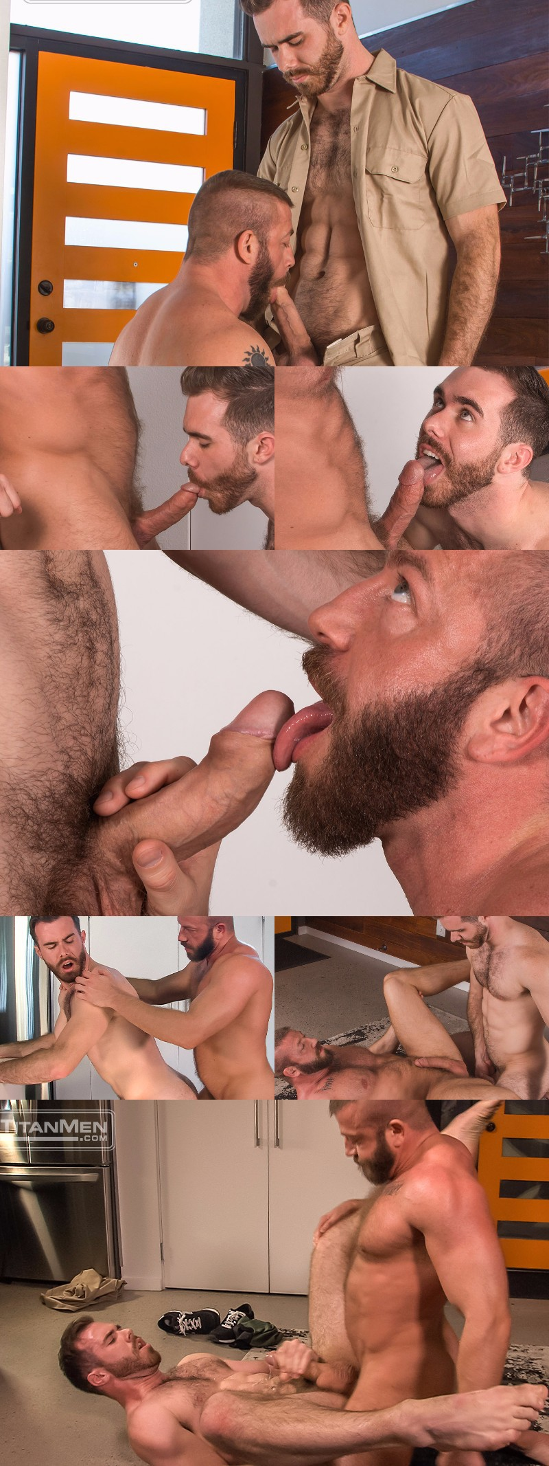 "Matthew Bosch Delivers a Big ""Package"""