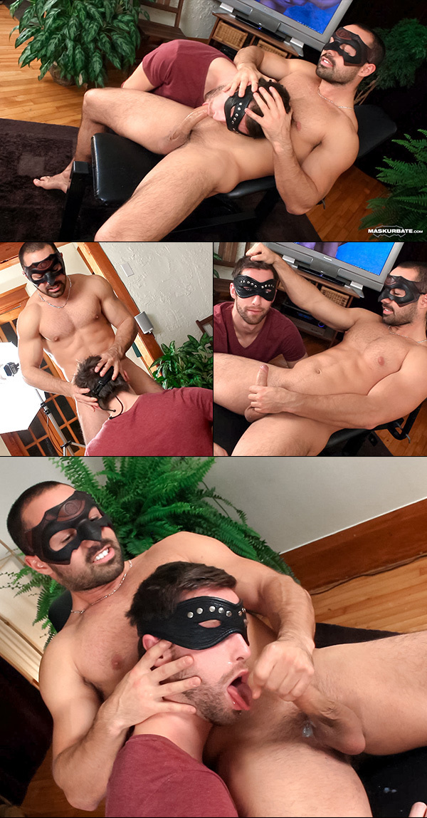 Blowing a Masked Stud