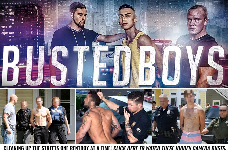 New Site: Busted Boys