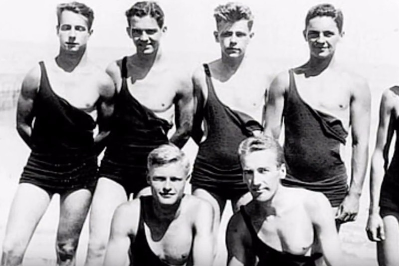 Guy Watching: Vintage Men's Swimsuits