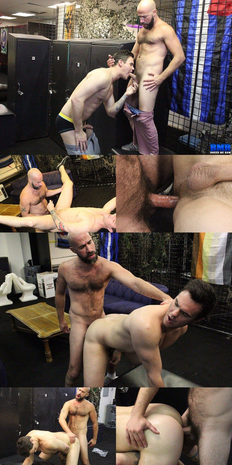Damon Andros Bare Fucks Beau Reed