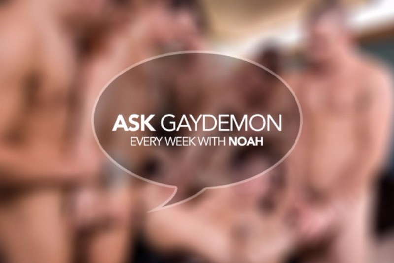 Ask GayDemon: 12 Inches or 12 Steps?
