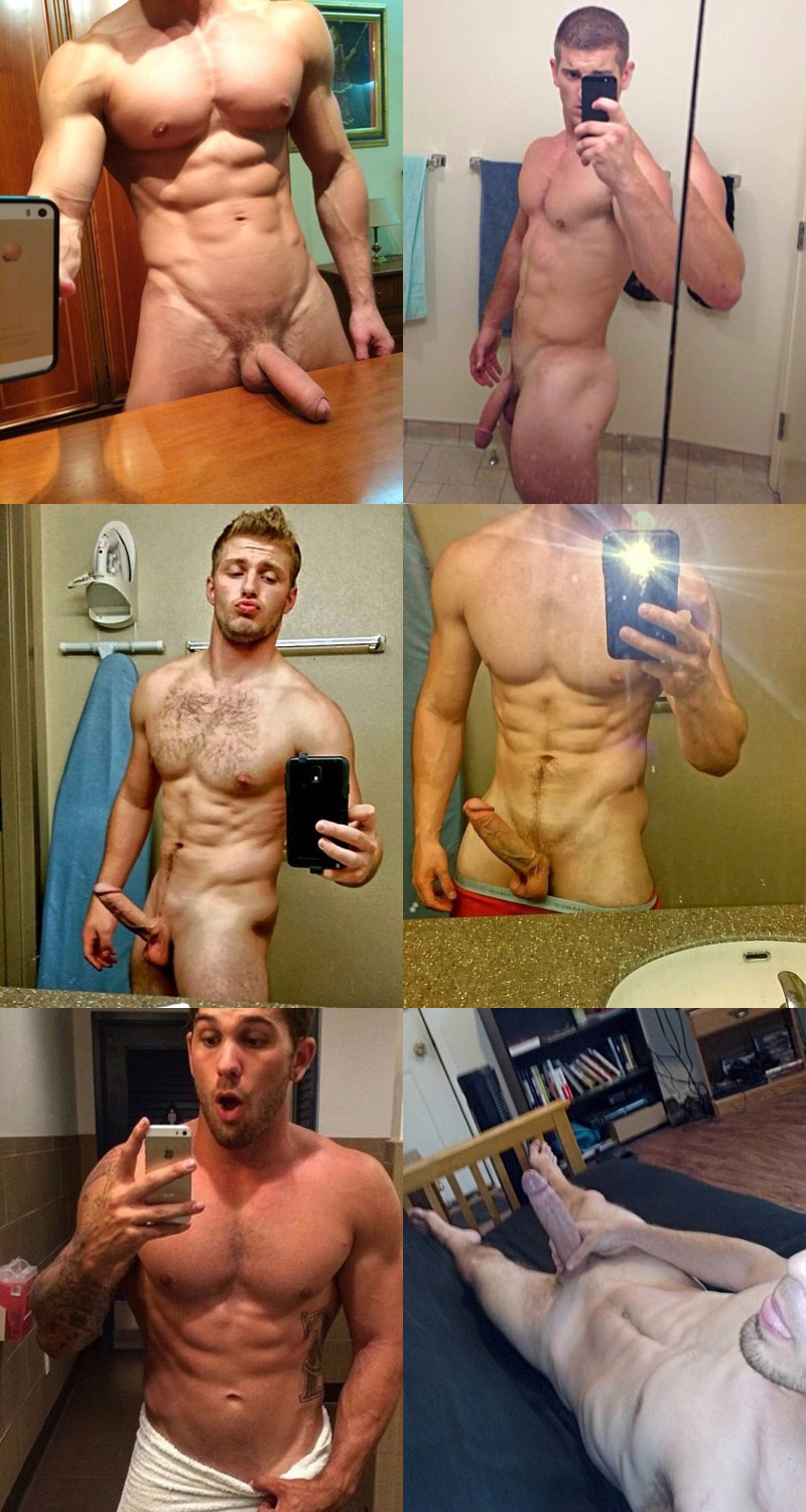 Top #Selfies of the Week: Naked Jocks and Chill