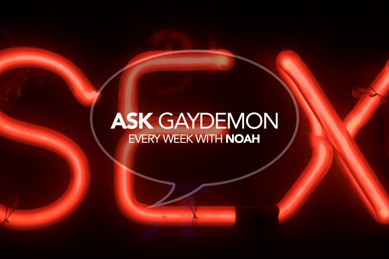 Ask GayDemon: A Is for Addict