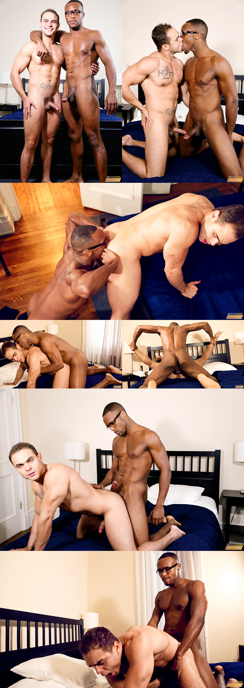 Brock Avery & Andre Donovan Date
