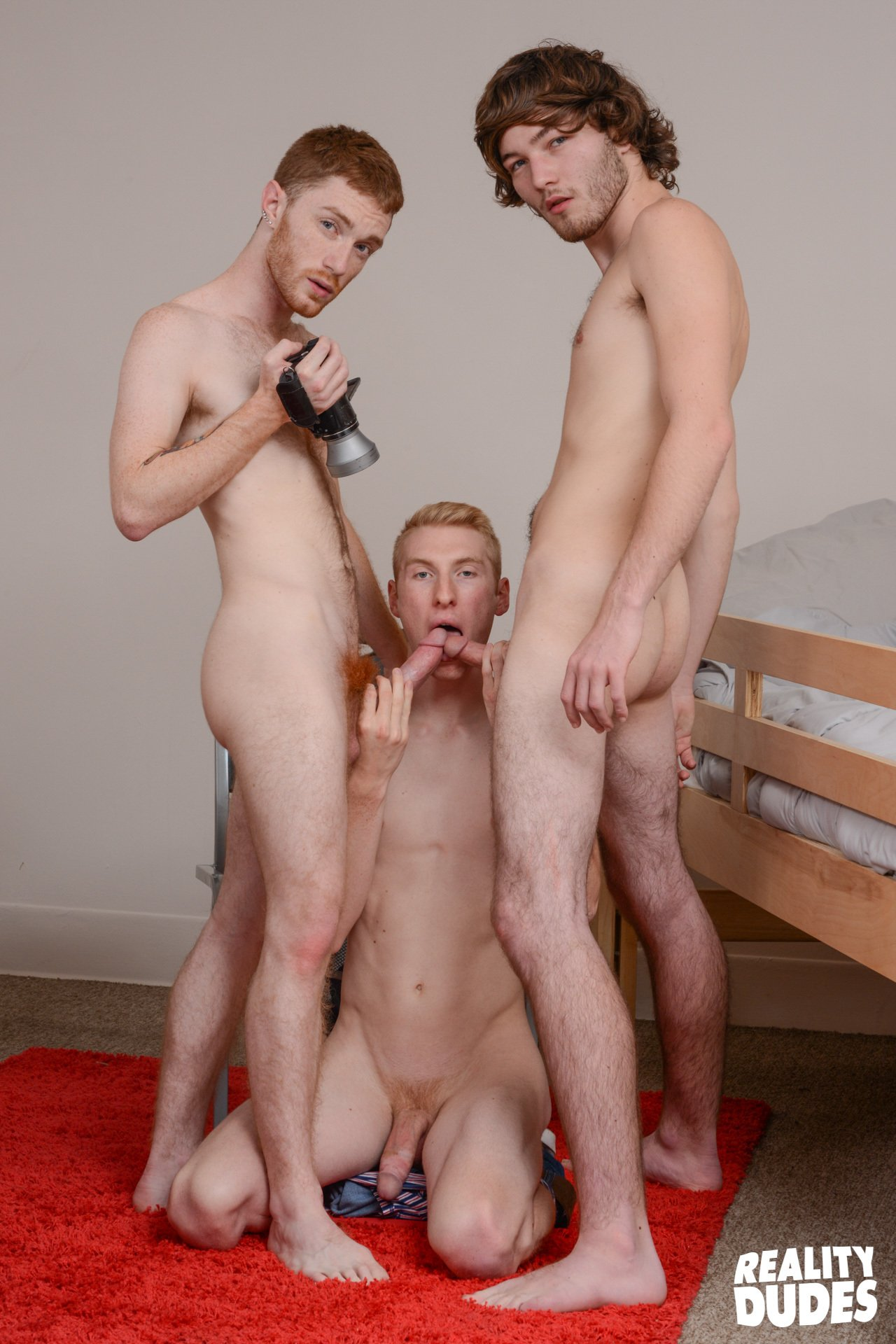 Life In The Dick Dorm At Reality Dudes - Gaydemon-9856