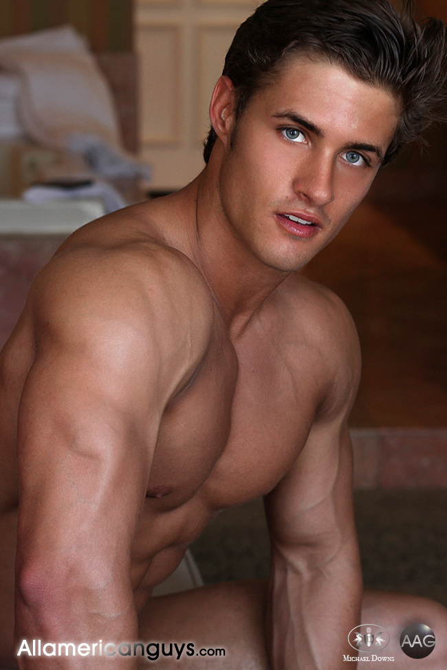 from Bryce naked all american men