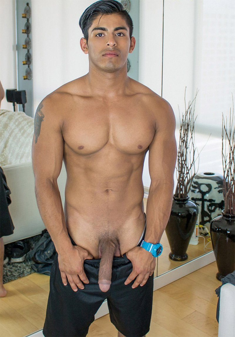 Latin uncut men