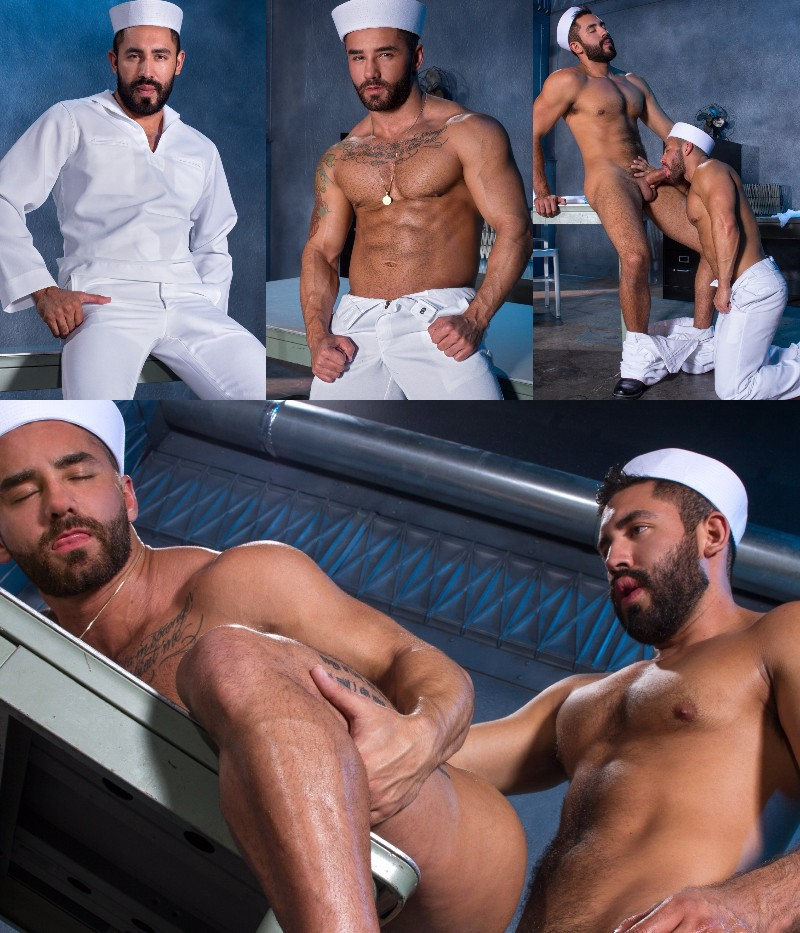 Gabriel Taurus & Bruno Bernal Play Sailor