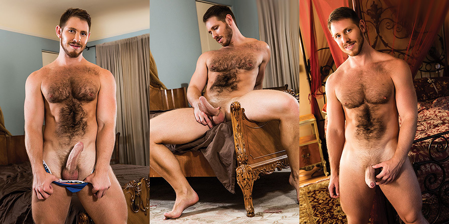 Spencer Whitman Returns to Porn in First BB Scene