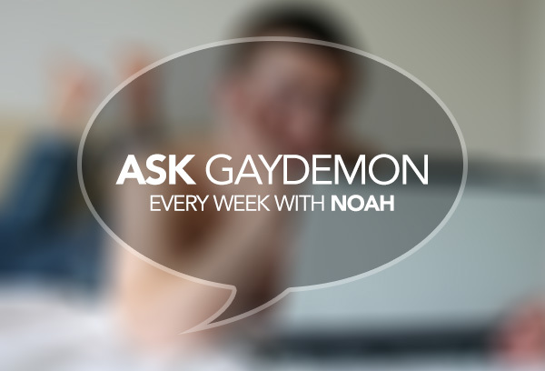 Ask GayDemon: Don't Give a Fuck