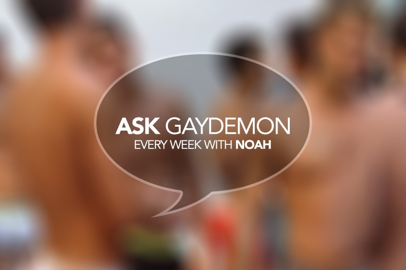 Ask GayDemon: Ex Marks the Spot