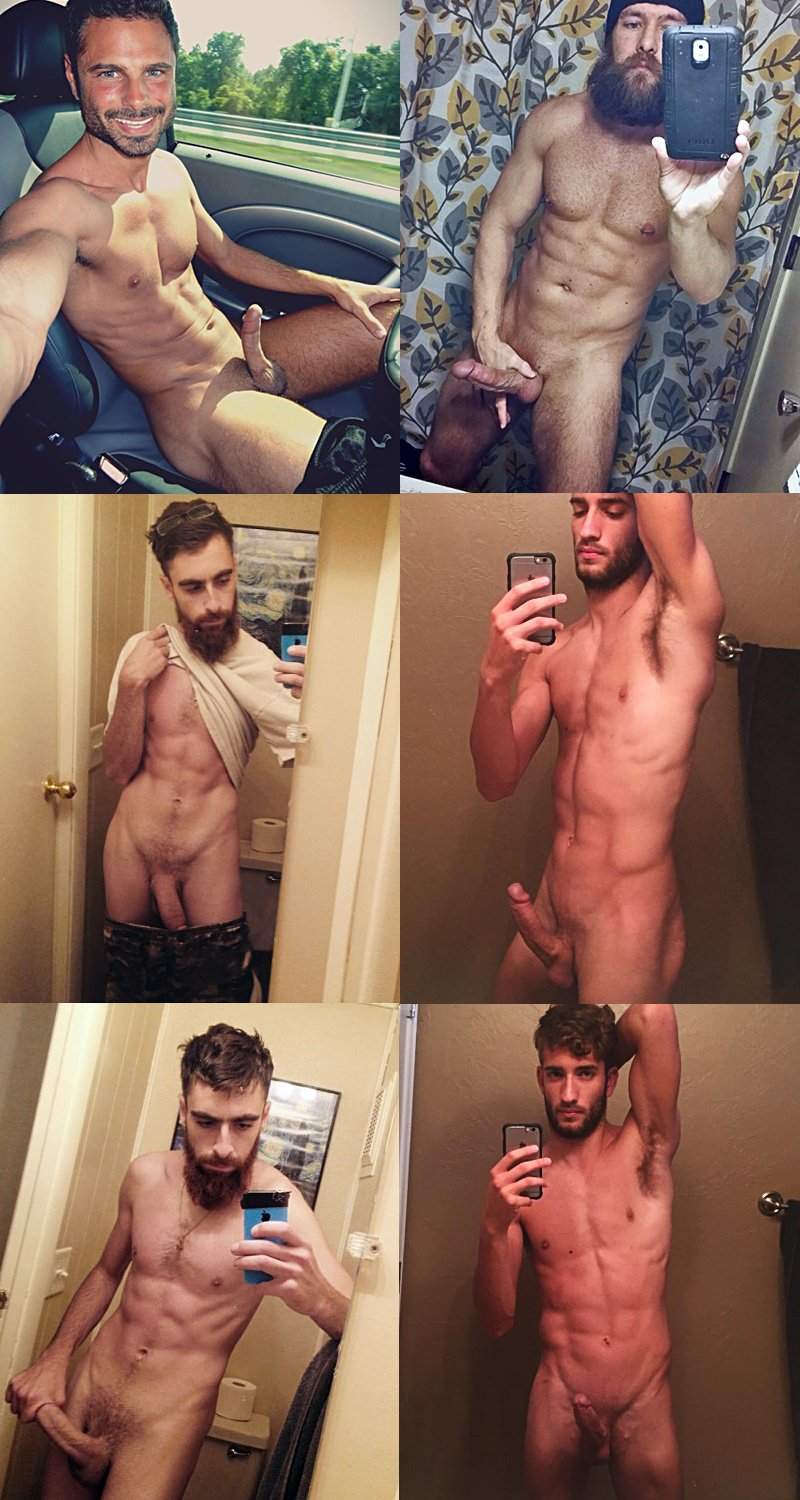 Top #Selfies of the Week: Scruff FTW