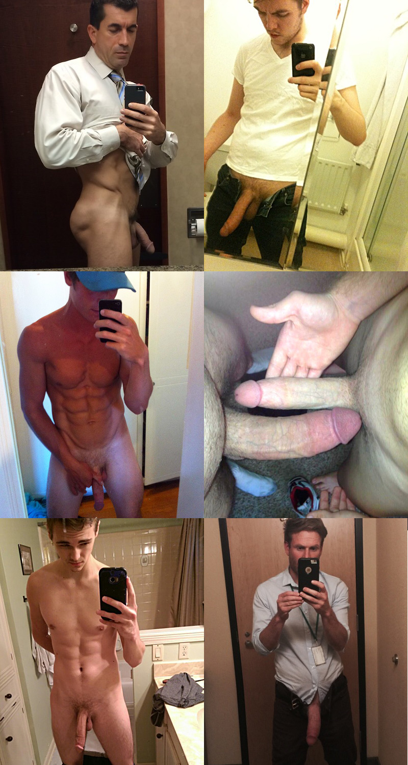 Top #Selfies of the Week: Dick, Dick and Also Dick