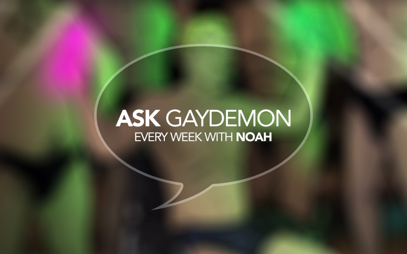 Ask GayDemon: Wheels of Fortune