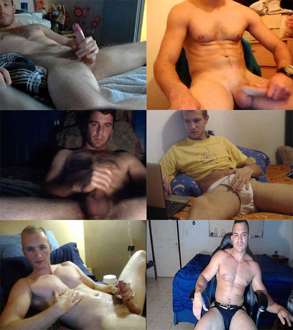 Chaturbate with GayDemon: Lazy Hard Jerkers