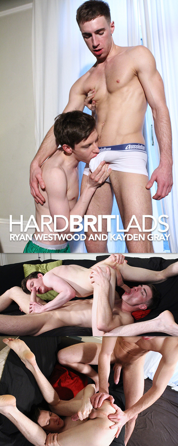 Kayden Gray Pounds Ryan Westwood with 9.5 Inches