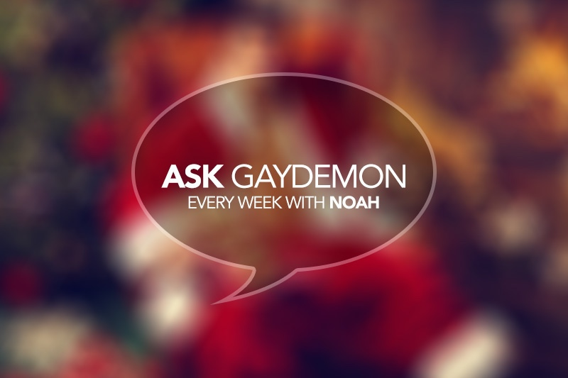 Ask GayDemon: Holiday for One