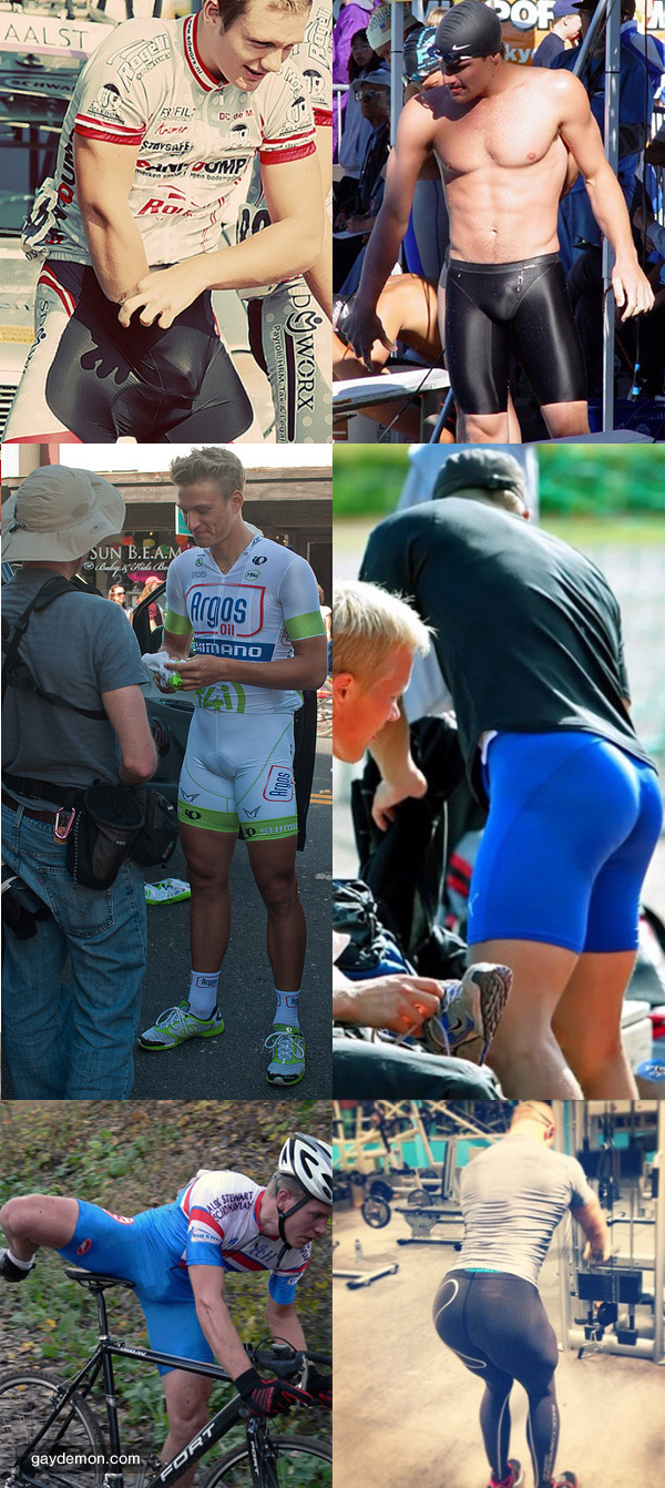 Guy Watching: Lycra Is Obscene