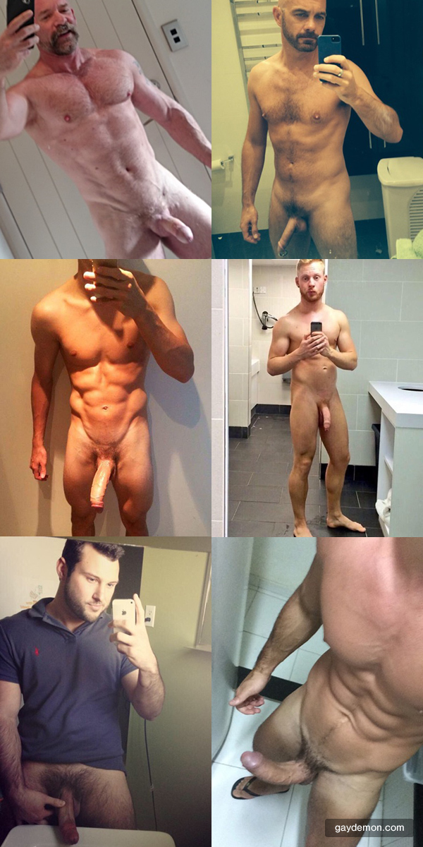 Top #Selfies of the Week: Total Dicks