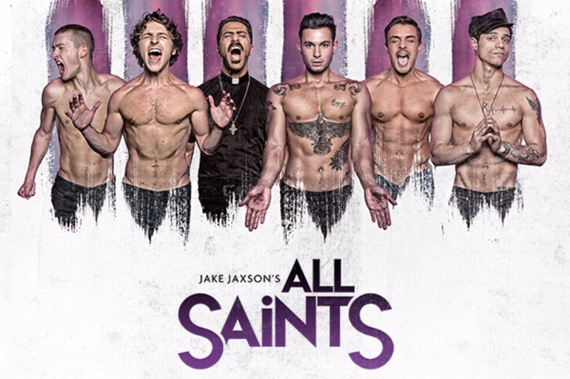"""All Saints"" Debuts at Cocky Boys"