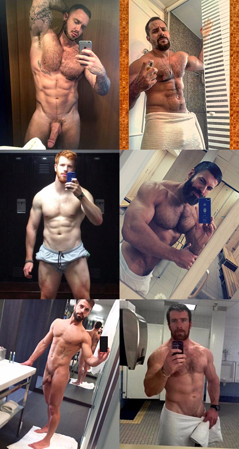 Top #Selfies of the Week: Beard Bonanza