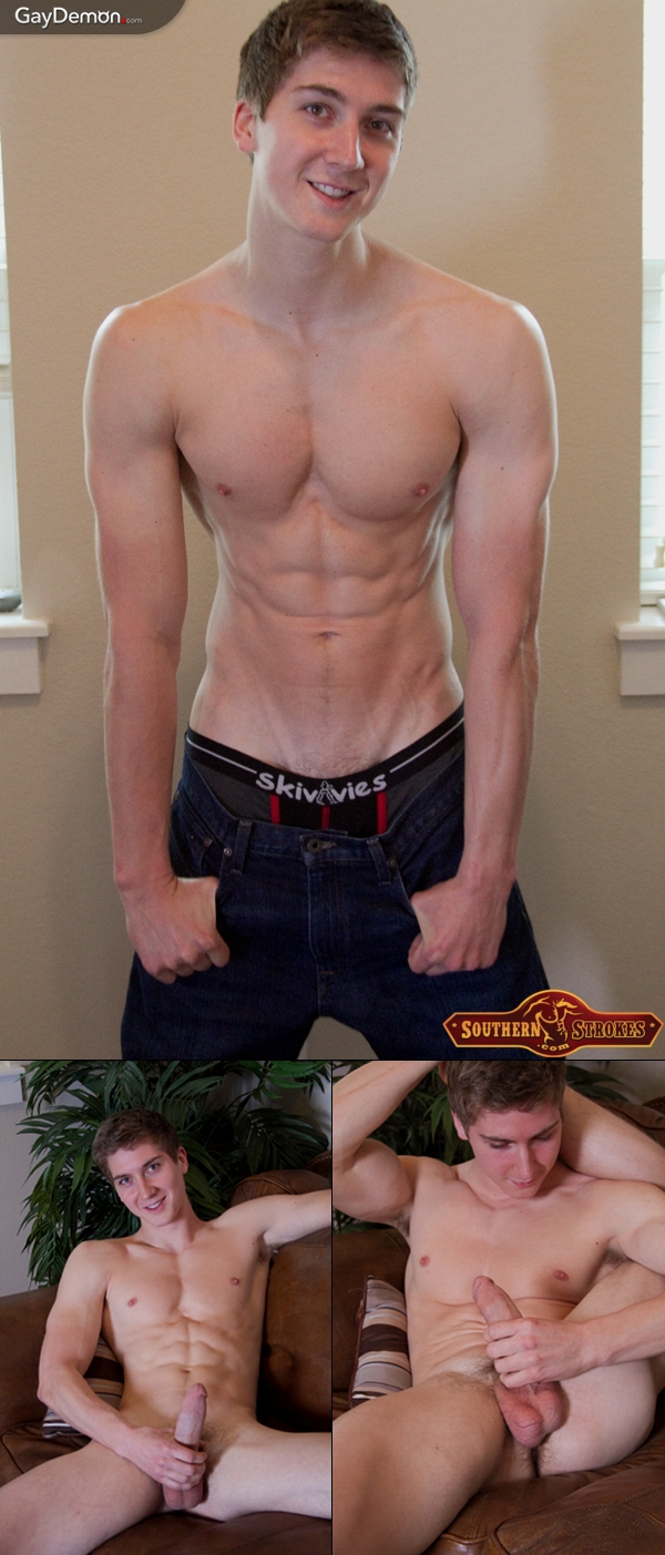 Country Jock Works His Dick