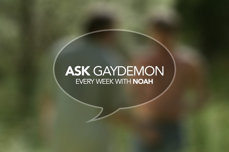 Ask GayDemon: Where Does Tom Cruise?