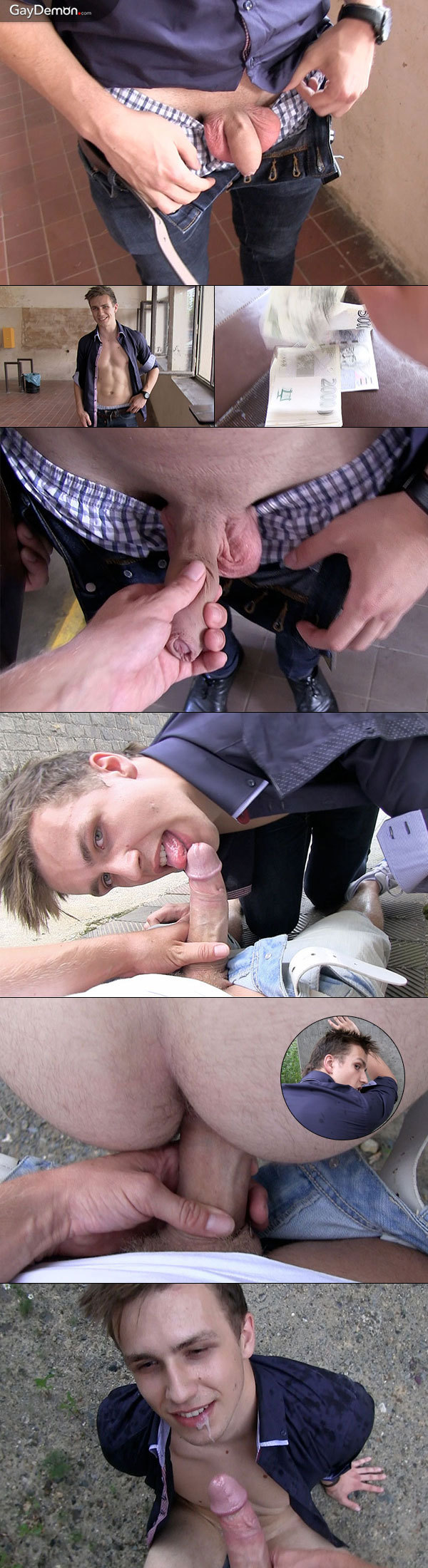 cash blowjob