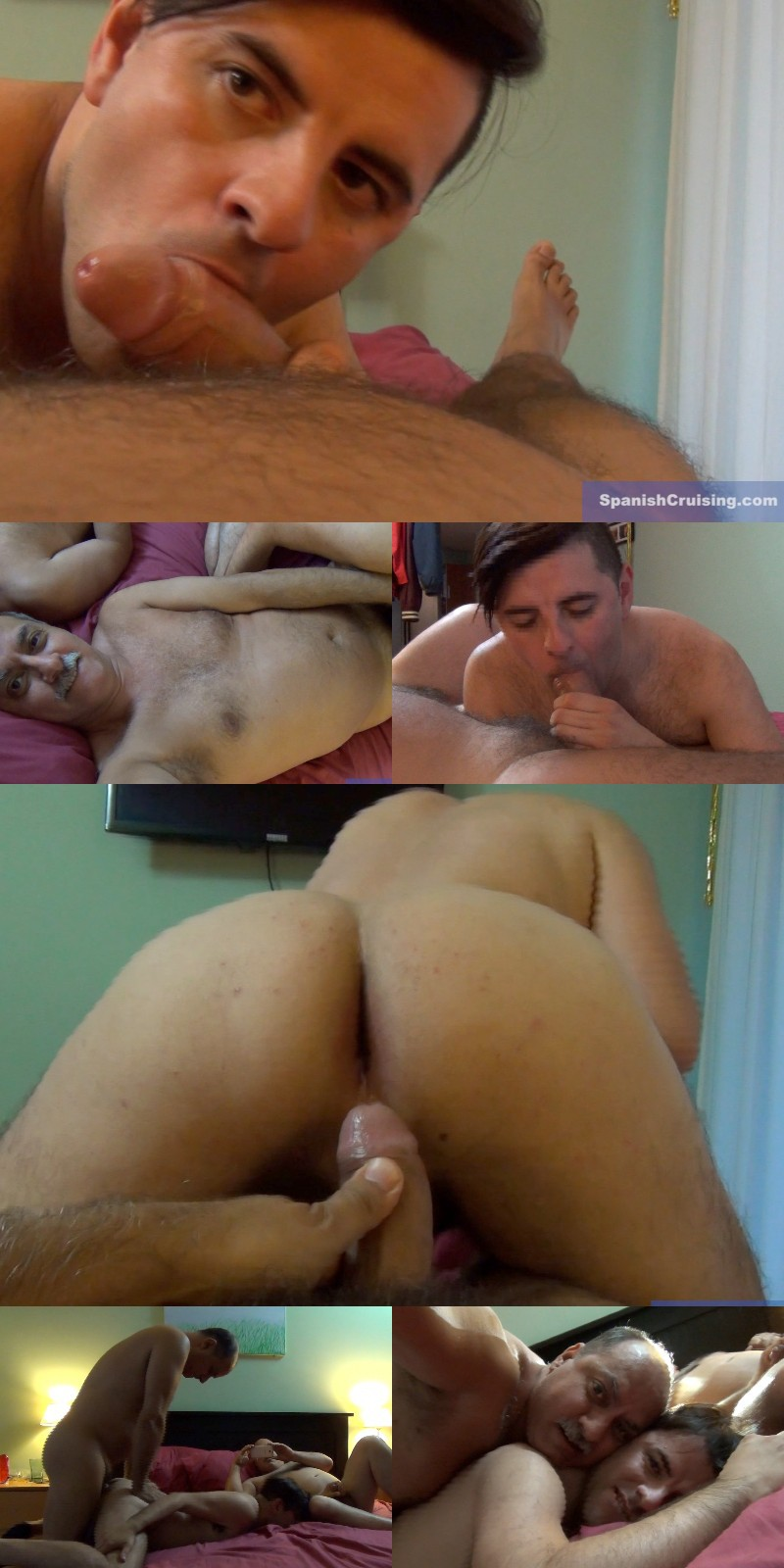 Argentinian Bottom Gets Screwed by Older Man