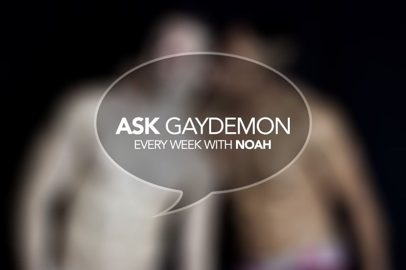 Ask GayDemon: Single and Looking