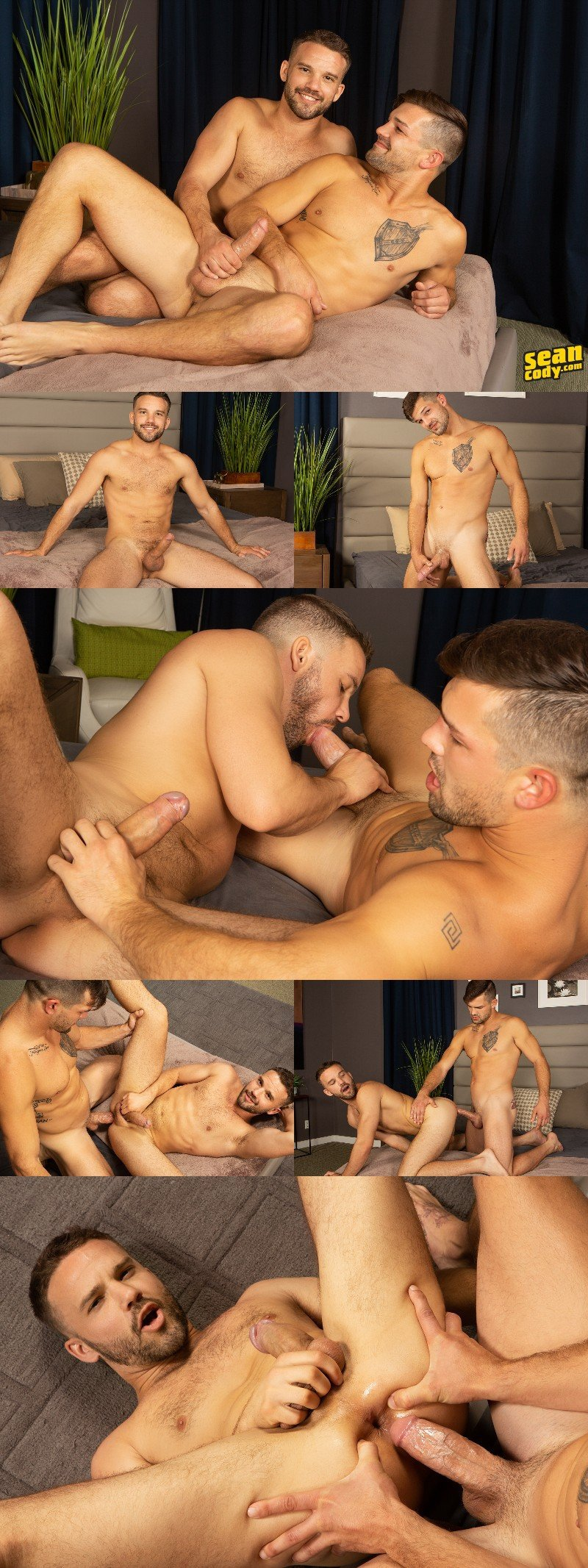 Brysen is Back For His Third Sean Cody Scene Since His Retirement