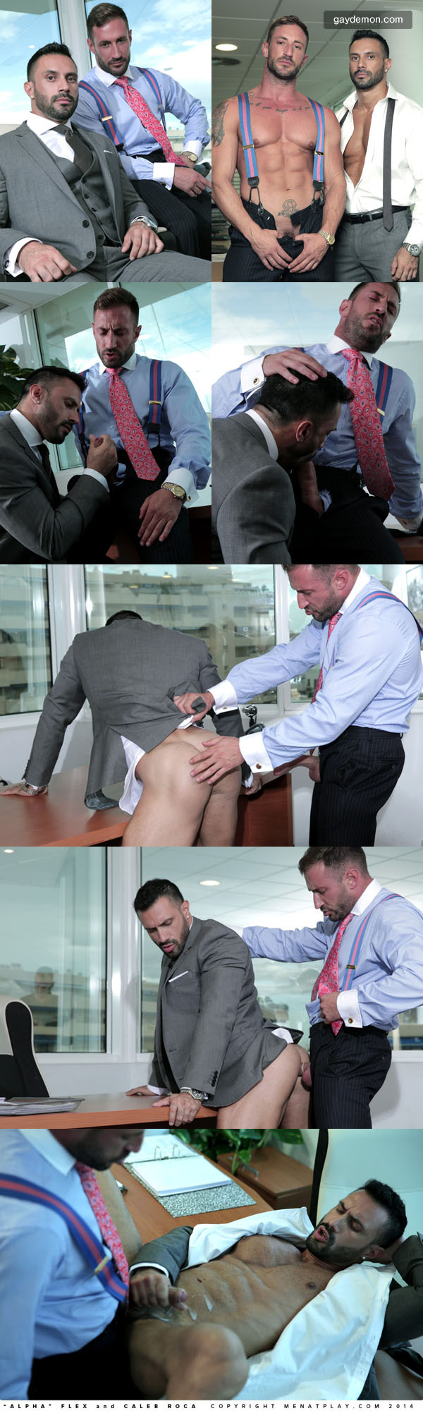 Pleasing The Office Alpha