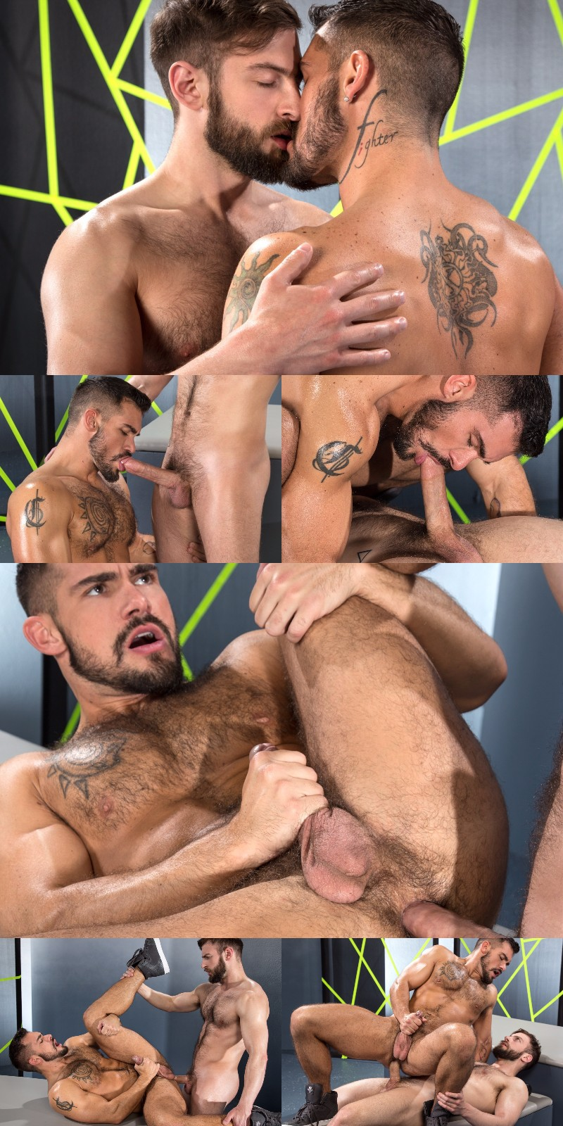 "Bravo Delta Fucks Aarin Asker in ""Dickilious"""