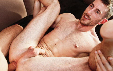 I've Never Seen a Bottom Smile As Much As Newcomer John Thomas Does
