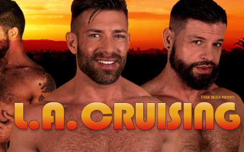 """L.A. Cruising"" Hits the Streets"