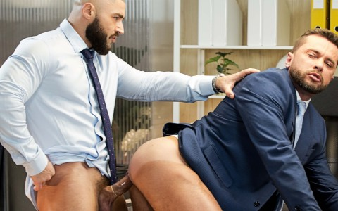 Francois Sagat Fucks in His First Men at Play Scene. But Will It Be His Last?