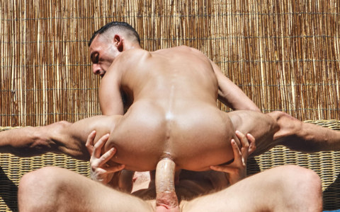 Tim Kruger Fucks Flexible French Dancer Dorian Petit