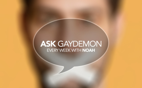 Ask Gay Demon: Lying Boyfriend Drama