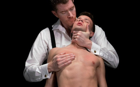 A New Submissive Boy on the Auction Block