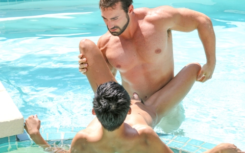 """Pool Daddy"" with Jaxton Wheeler and Marco Montgomery"