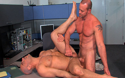 Casey williams wants payback from boss adam russo 4
