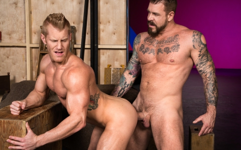 """Backstage Pass"" with Rocco Steele"