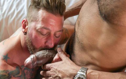 Hugh Hunter Gets Stuffed