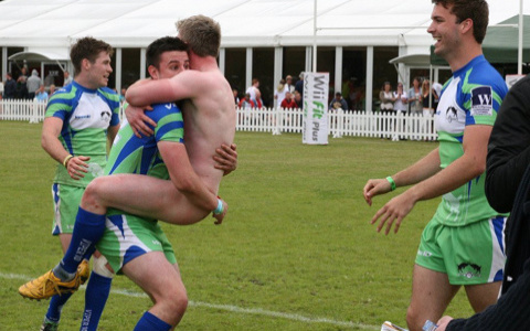 Kink Spotlight: Rough and Tumble Rugby Players