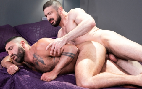 Raging Stallion Finally Releases a Bareback Movie