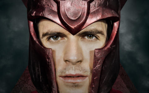 MEN.com: Paddy O'Brian is Magneto in X-Men Parody
