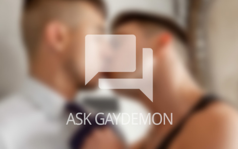 "Ask Gay Demon: ""Straight Guy"" Wants More"