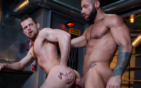 Raging Stallion Shocks Pornland With First Bareback Sex Video