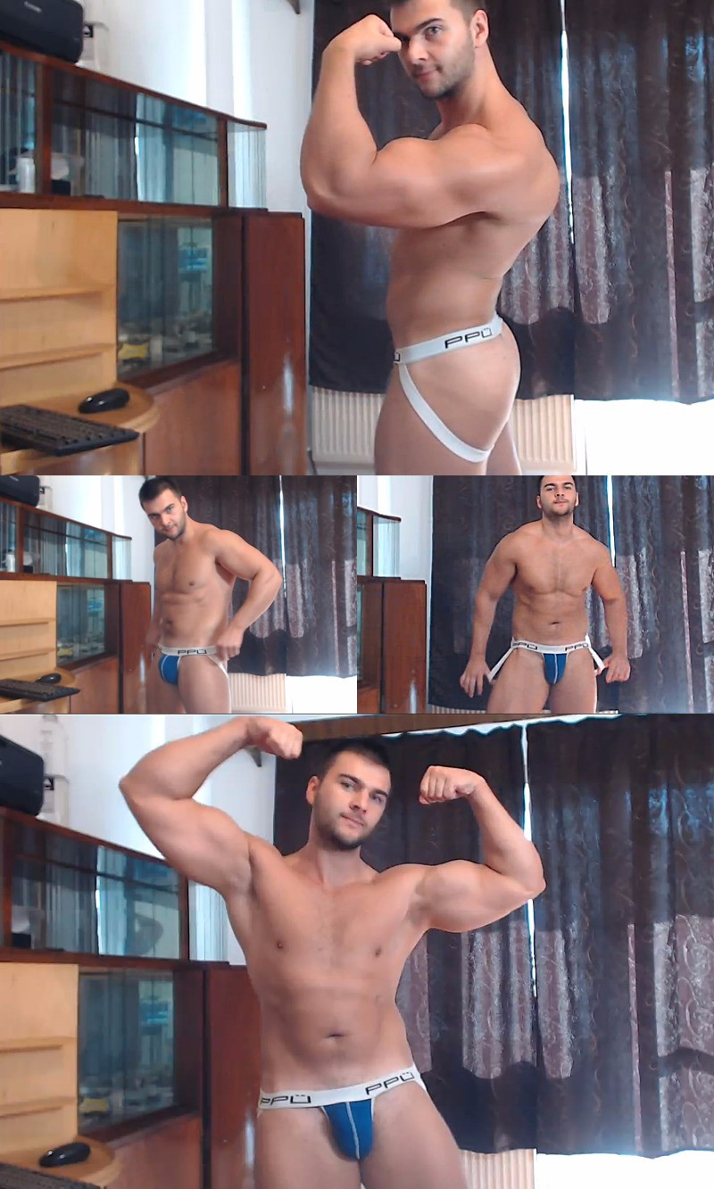Cam Boi: Alex Cody at Flirt4Free